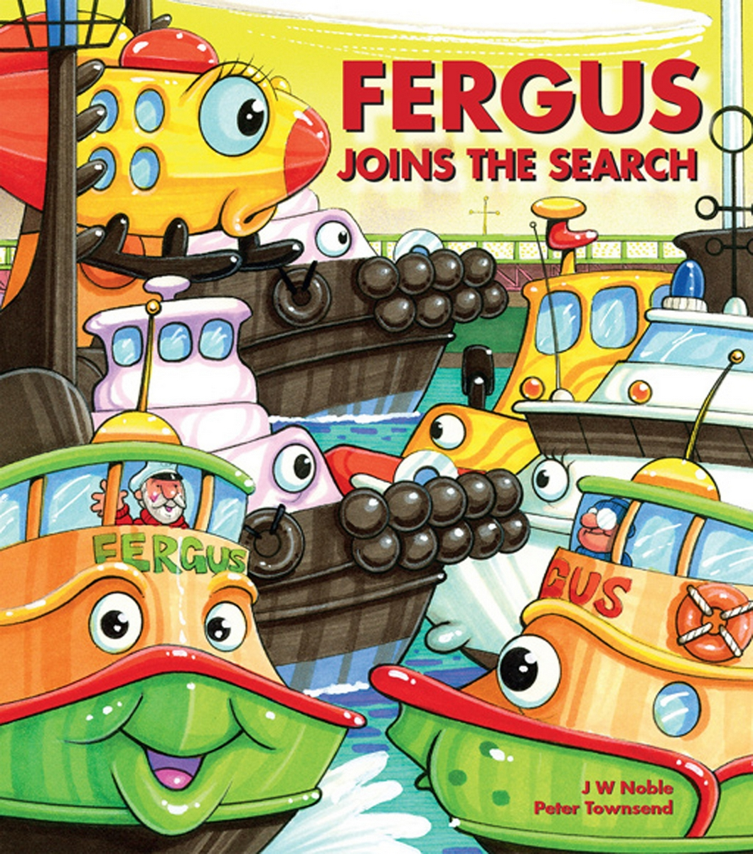 Fergus Joins the Search