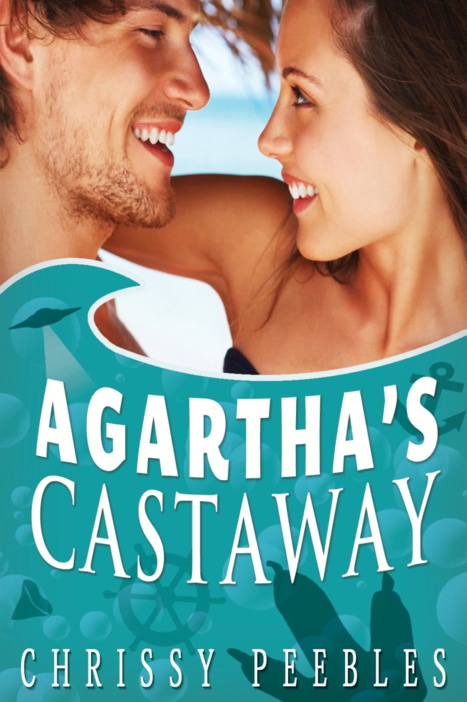 Agartha's Castaway - Book 1 (Trapped in the Hollow Earth Novelette Series, #1)
