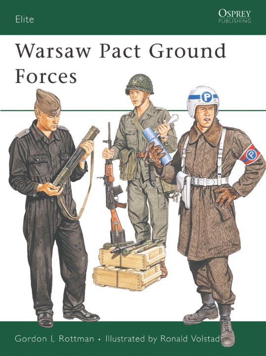 Warsaw Pact Ground Forces