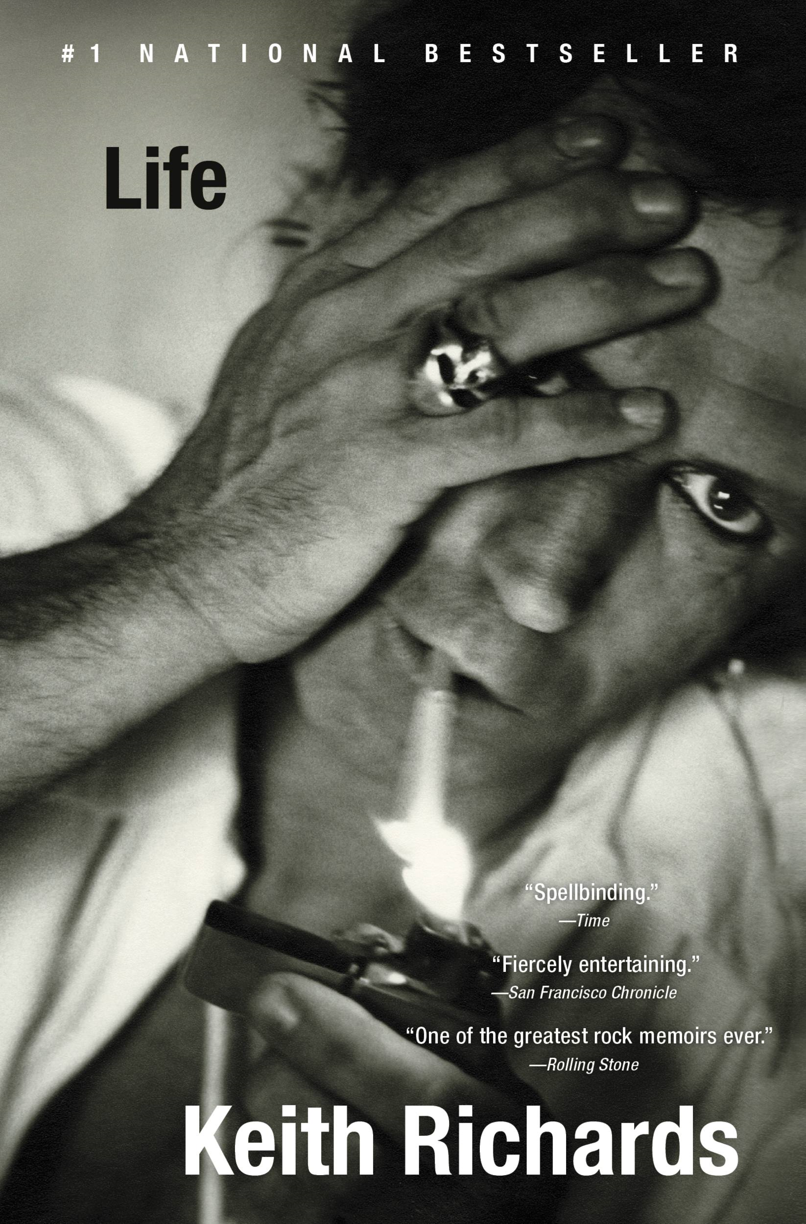 Life By: Keith Richards