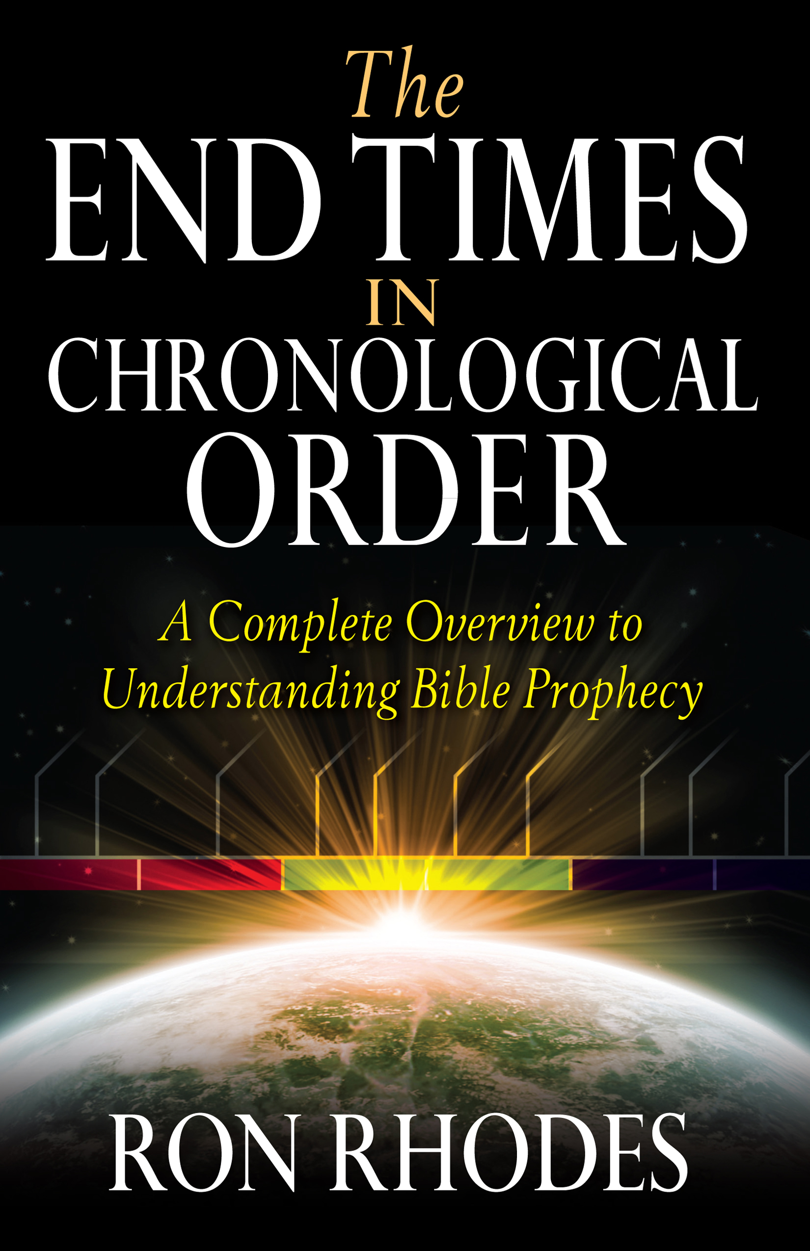 The End Times in Chronological Order