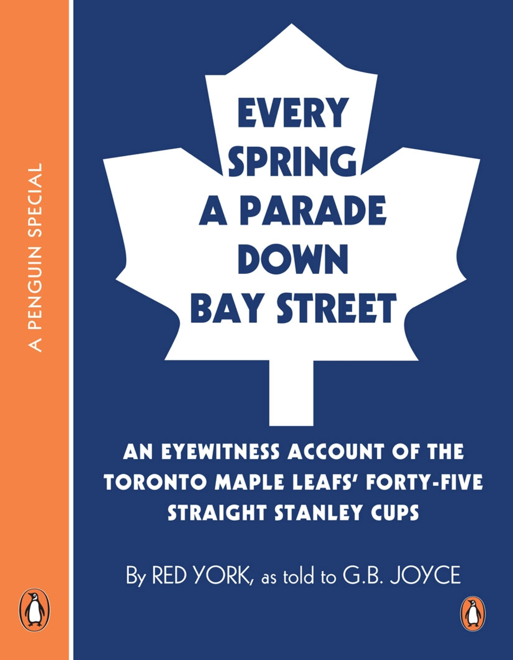 Every Spring a Parade Down Bay Street
