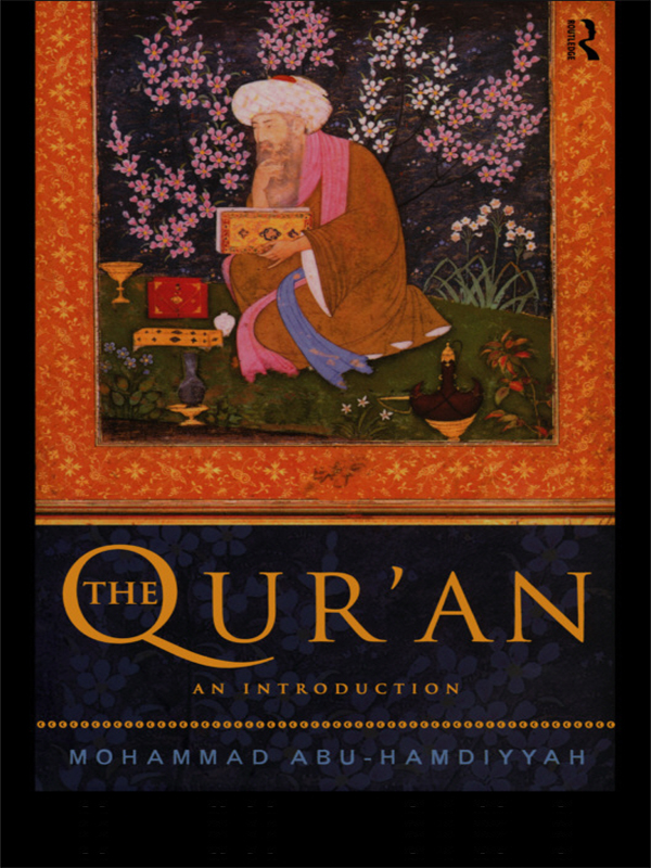The Qur'an An Introduction
