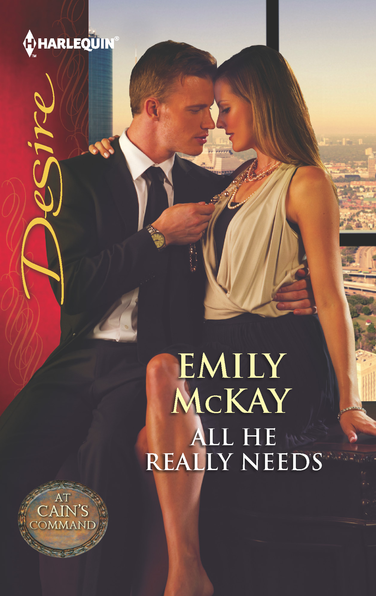 All He Really Needs By: Emily McKay