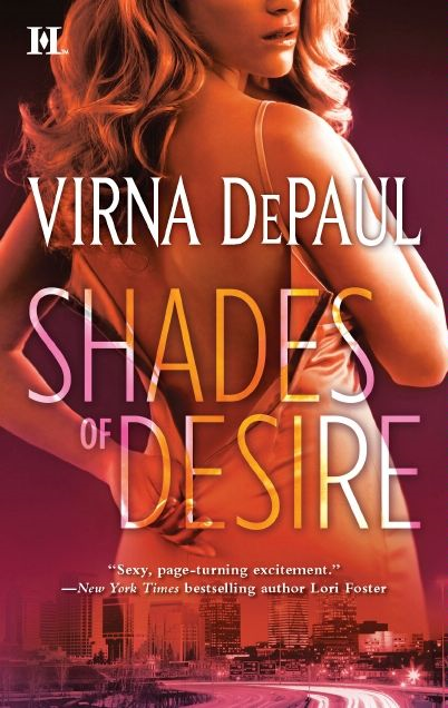 Shades of Desire By: Virna DePaul