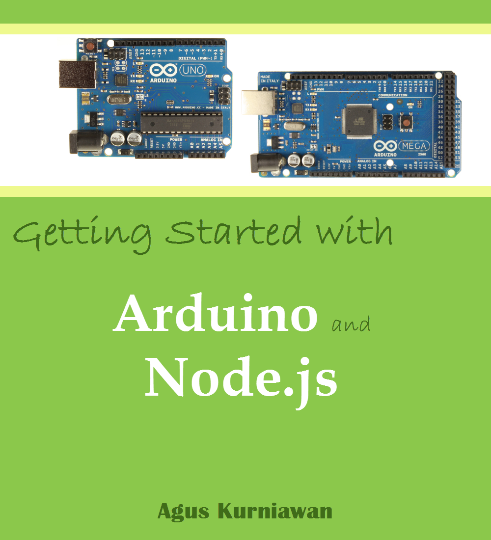 Getting Started with Arduino and Node.js