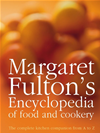 Margaret Fulton's Encyclopedia Of Food And Cookery: