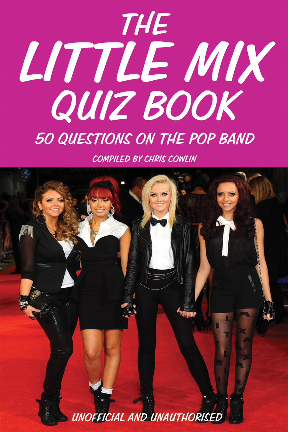 The Little Mix Quiz Book