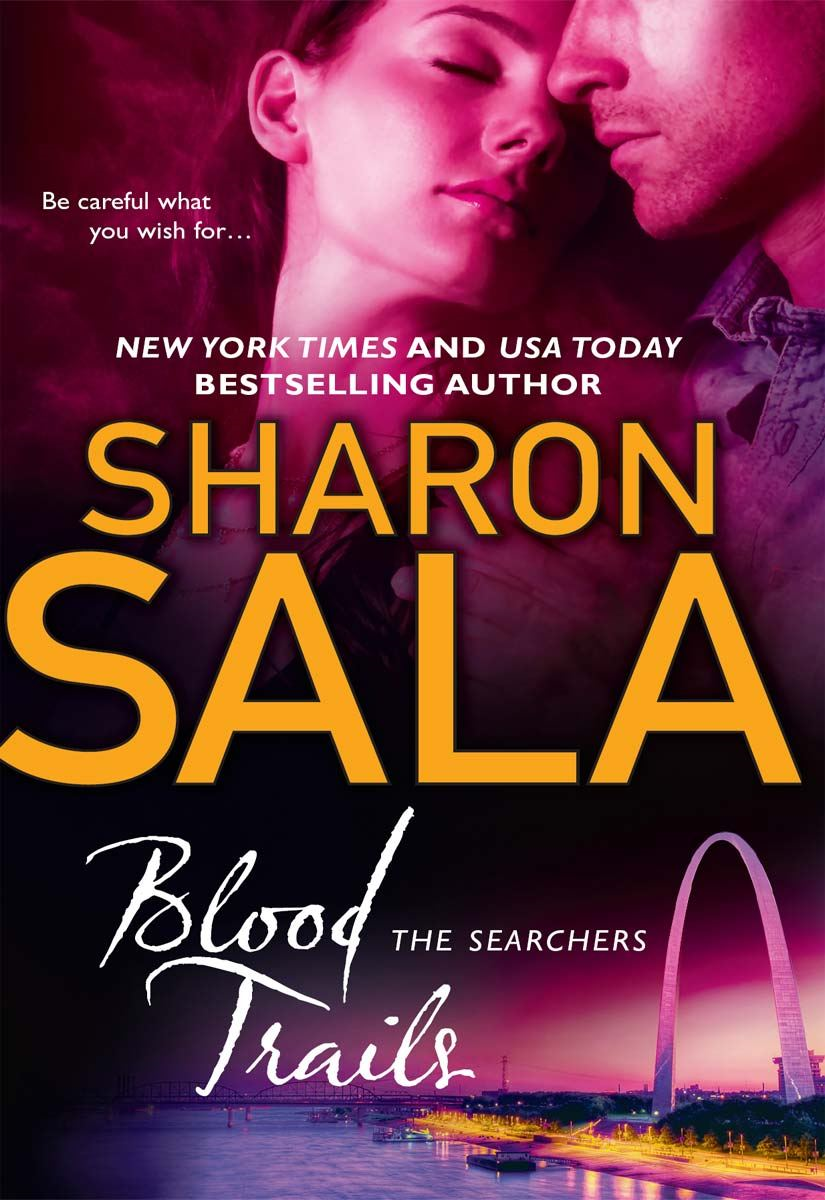 Blood Trails By: Sharon Sala