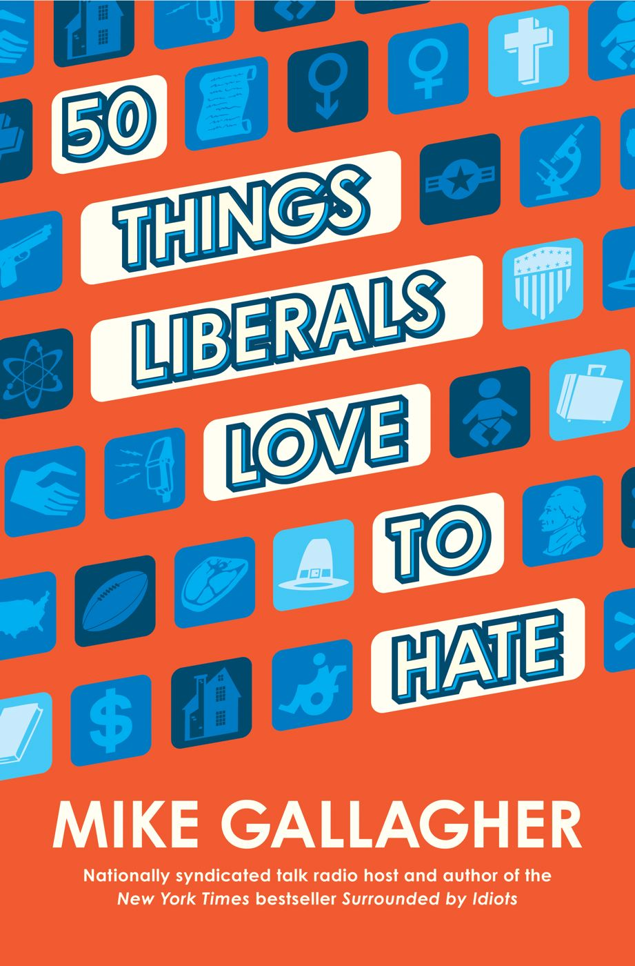 50 Things Liberals Love to Hate By: Mike Gallagher
