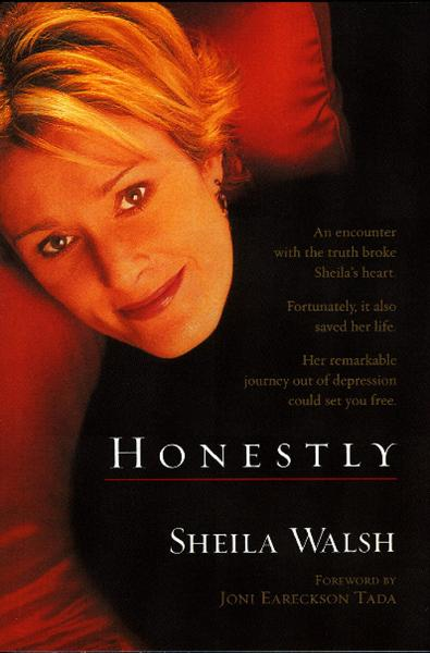 Honestly By: Sheila   Walsh