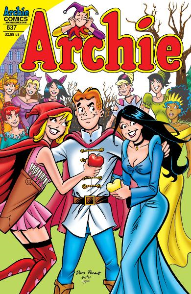 Archie #637 By: Dan Parent, Rich Koslowski