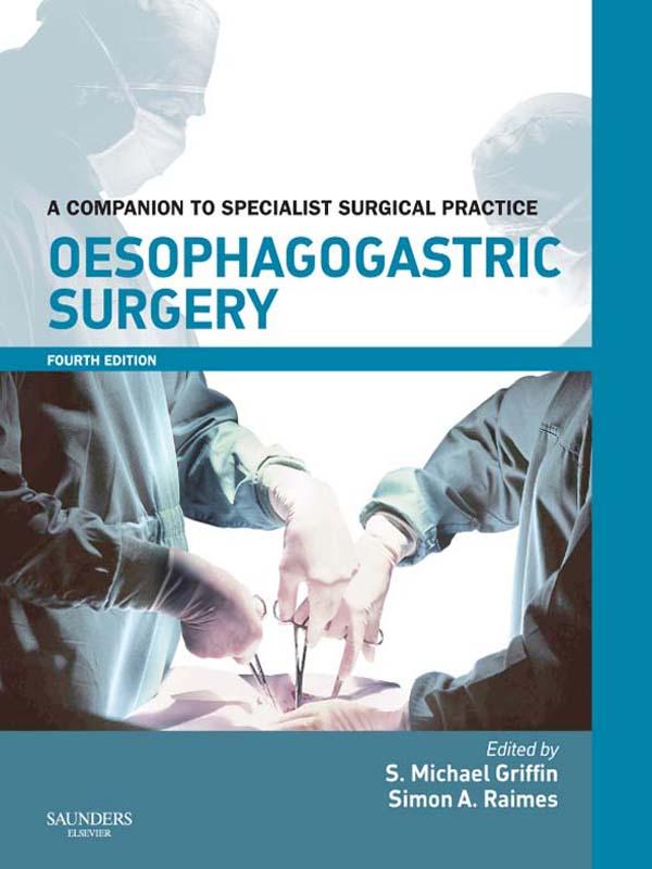 Oesophagogastric Surgery By: