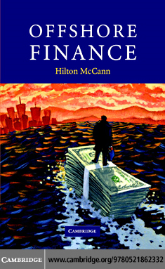 Offshore Finance By: McCann,Hilton