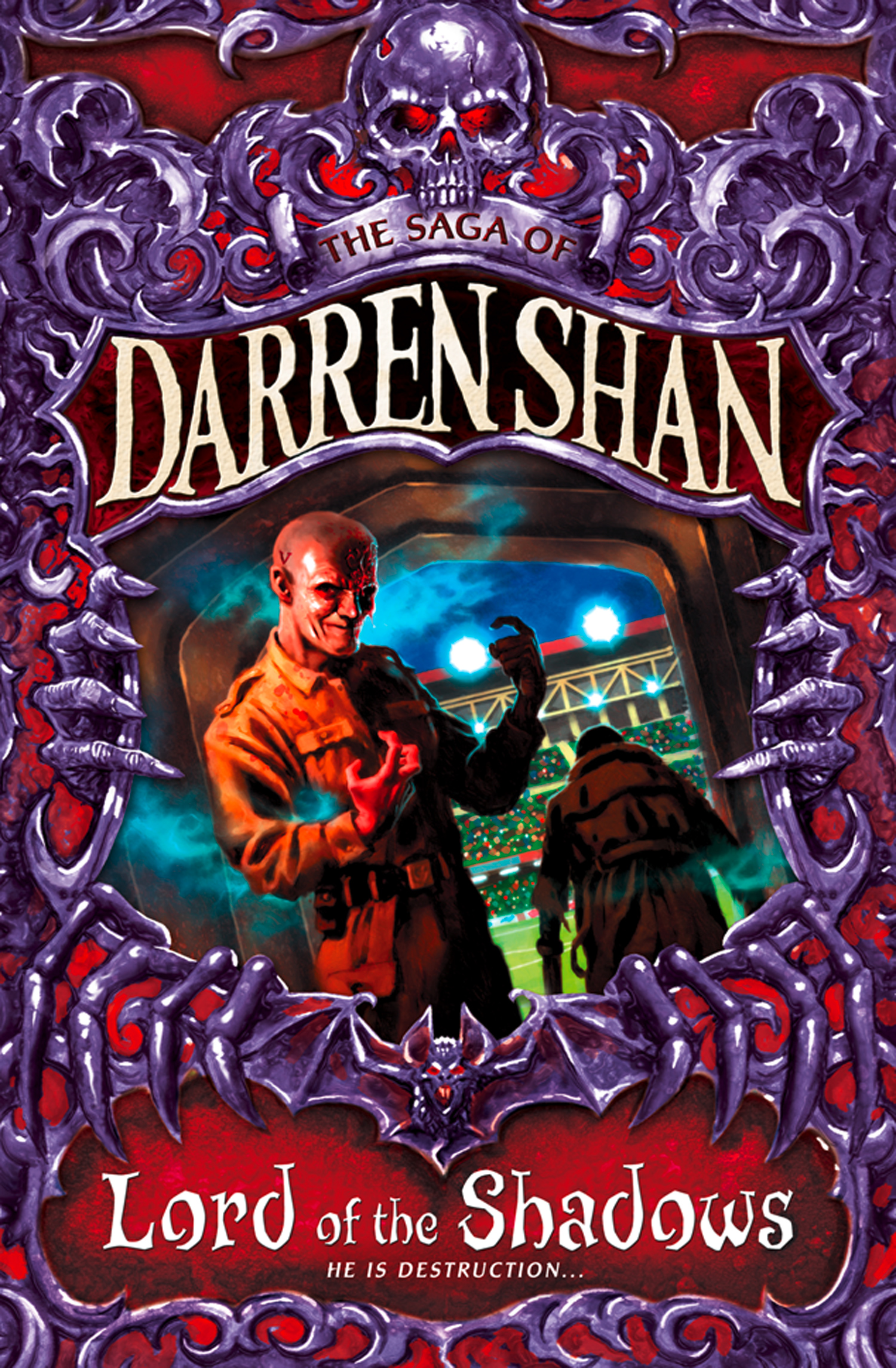 Lord of the Shadows (The Saga of Darren Shan,  Book 11)