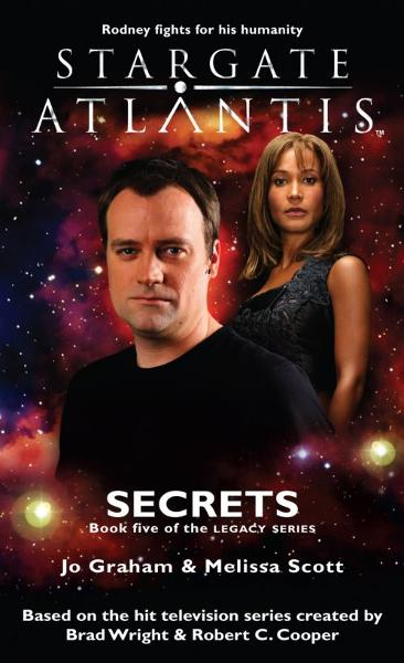 SGA-20  Secrets: Book V of the Legacy Series