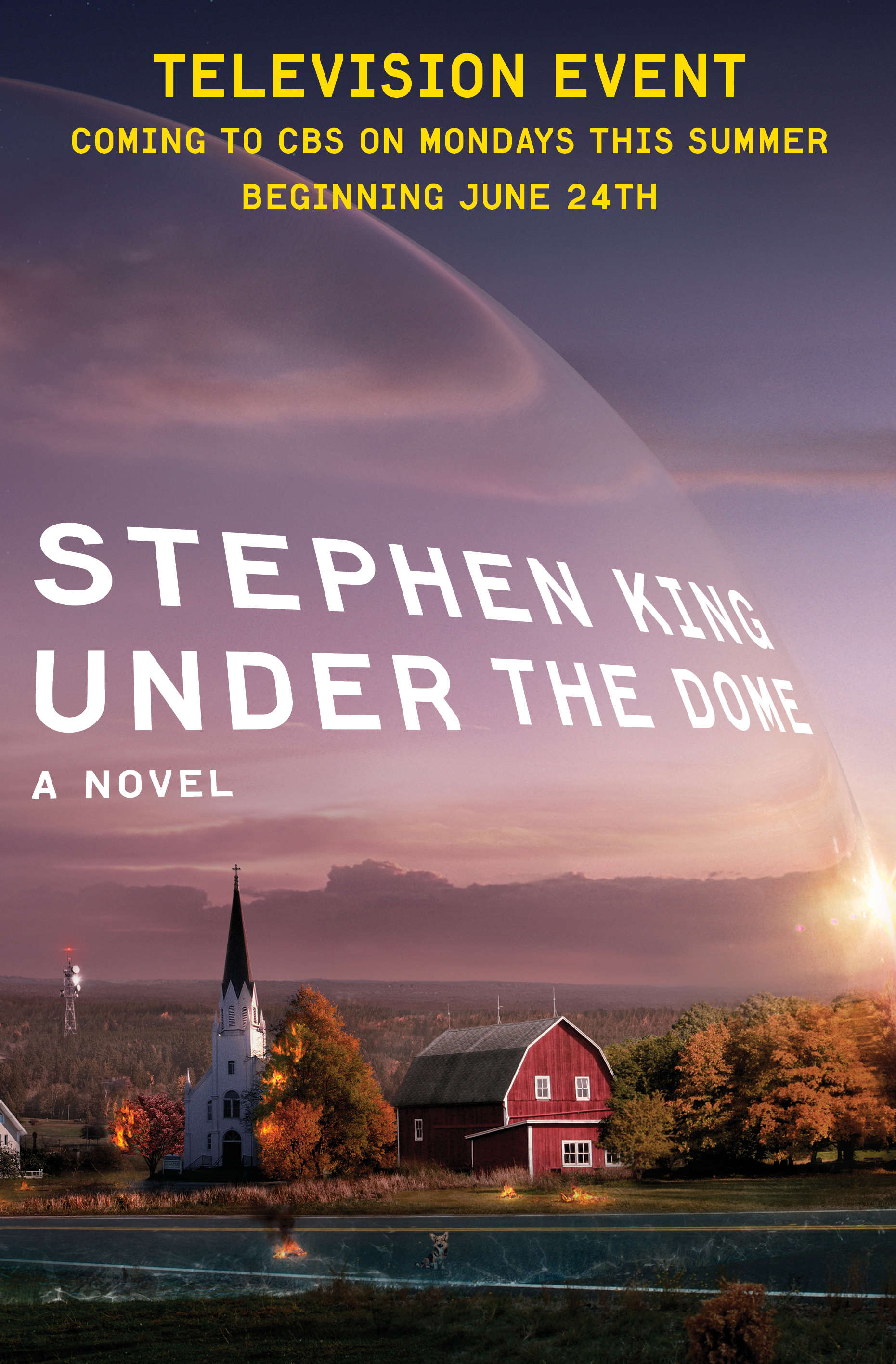 Under the Dome By: Stephen King