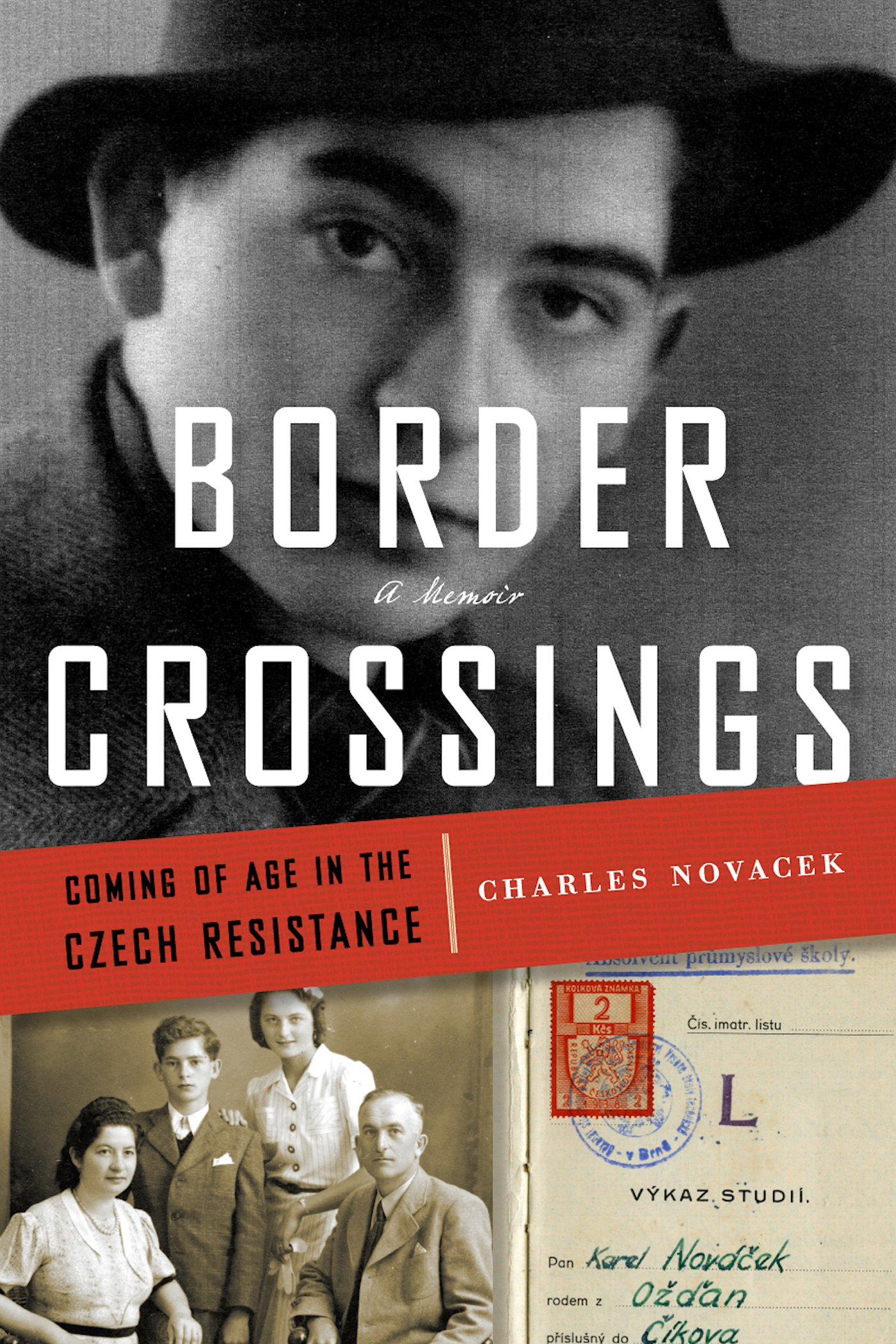 Border Crossings By: Charles Novacek