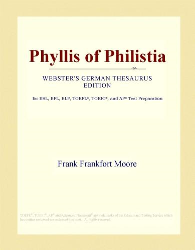 Phyllis of Philistia (Webster's German Thesaurus Edition)