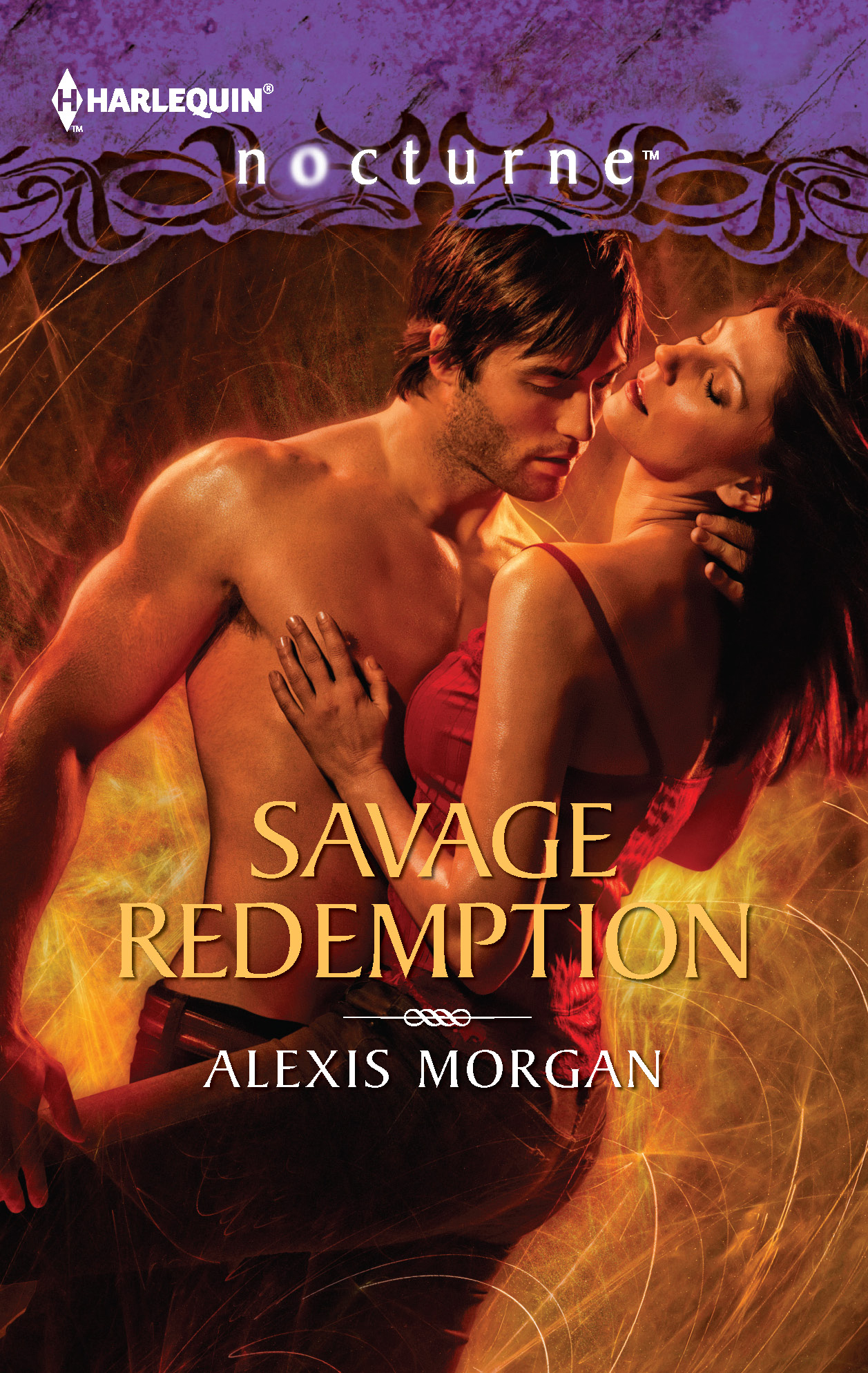 Savage Redemption By: Alexis Morgan