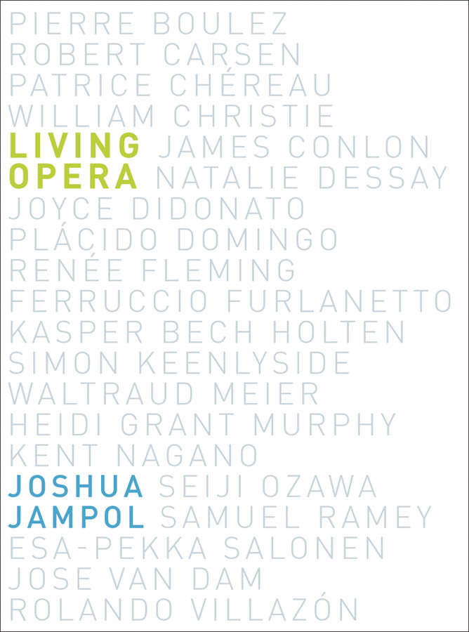 Living Opera By: Joshua Jampol