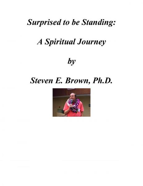 Surprised to be Standing: A Spiritual Journey
