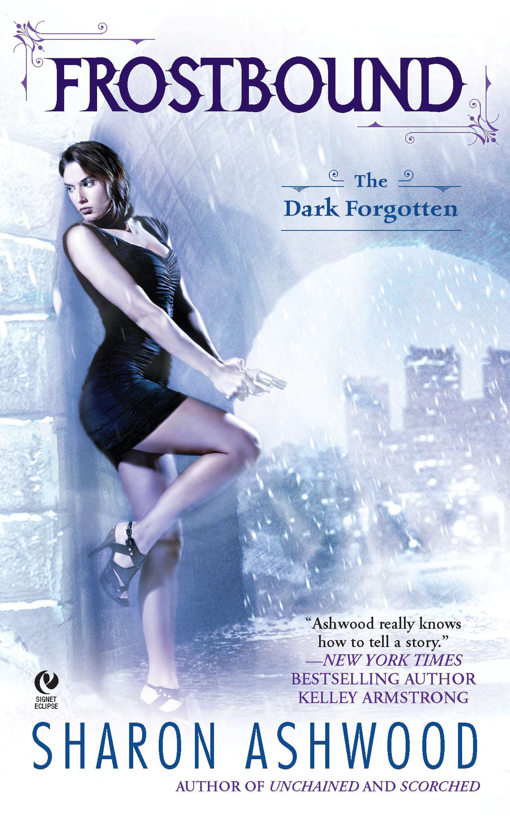 Frostbound: The Dark Forgotten By: Sharon Ashwood