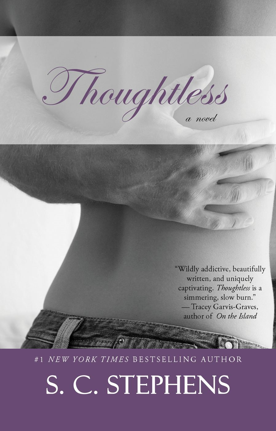 Thoughtless By: S.C. Stephens