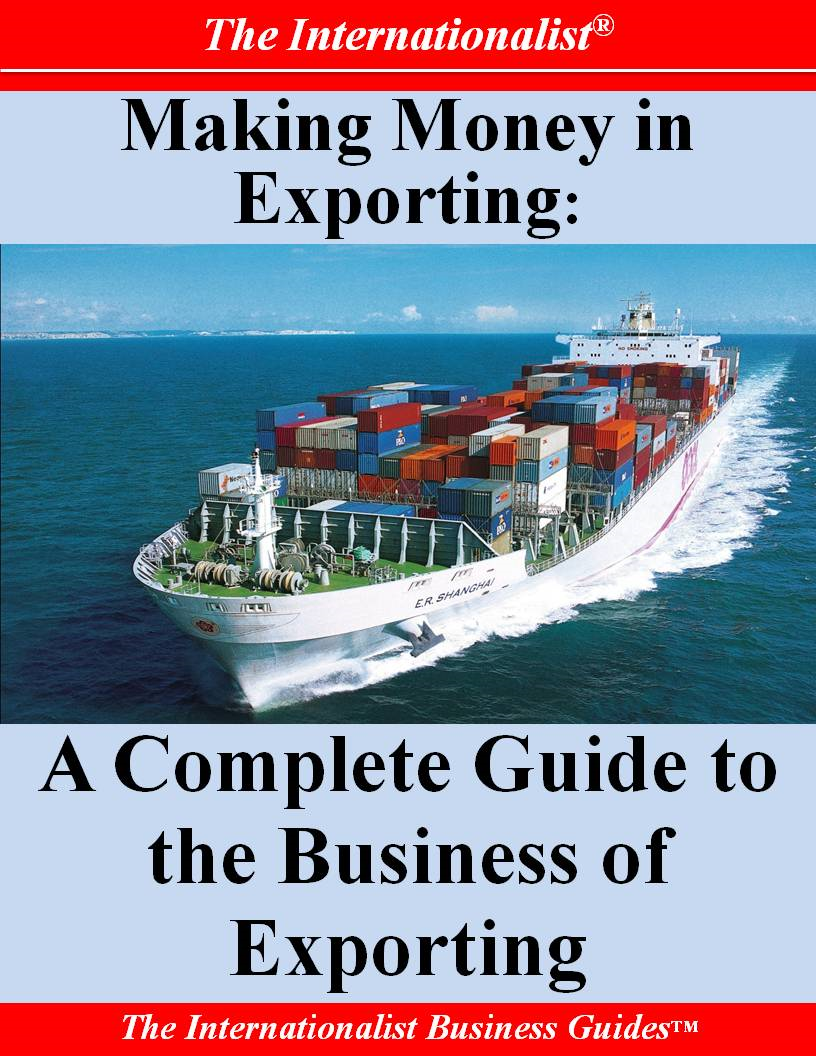 Making Money in Exporting: A Complete Guide to the Business of Exporting By: Patrick W. Nee