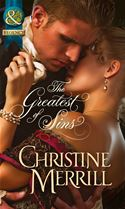 Picture of - The Greatest of Sins (Mills & Boon Historical) (The Sinner and the Saint - Book 1)