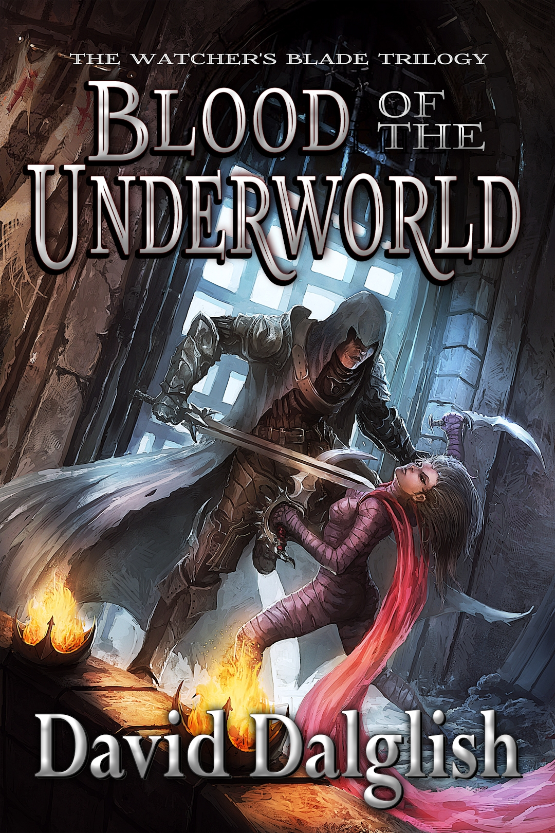 Blood of the Underworld By: David Dalglish