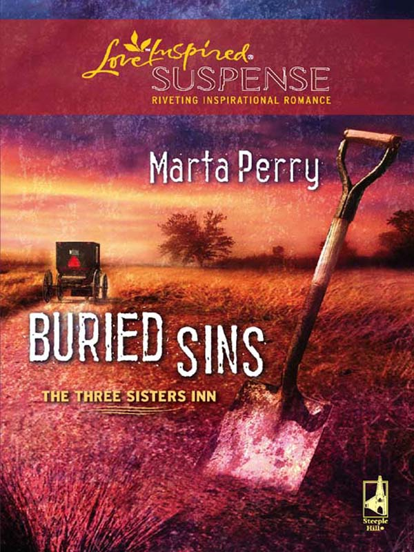 Buried Sins (Mills & Boon Love Inspired Suspense) (The Three Sisters Inn - Book 3)