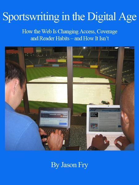 Sportswriting in the Digital Age