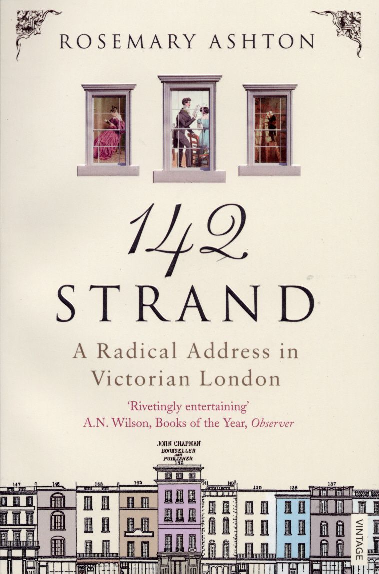 142 Strand A Radical Address in Victorian London
