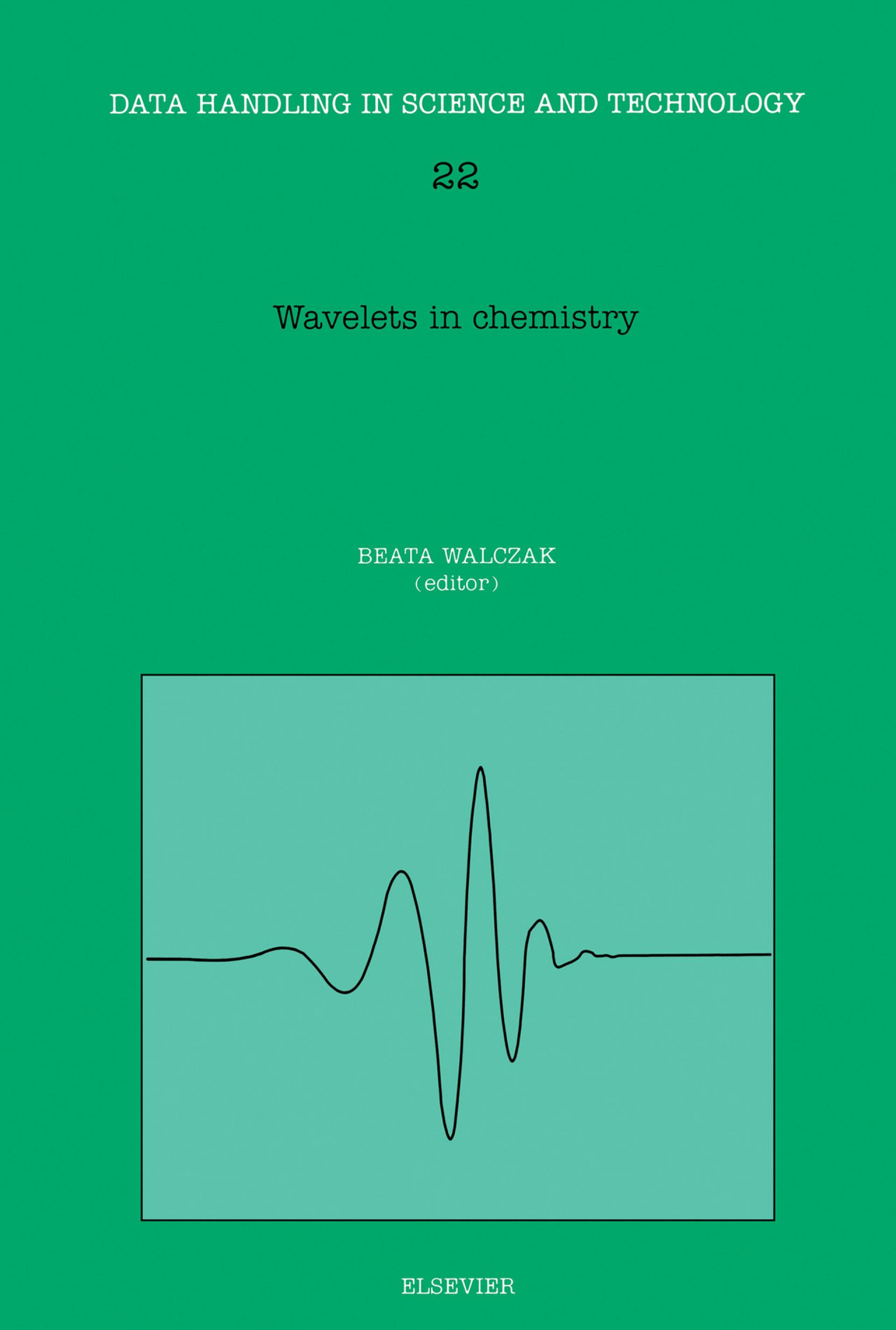 Wavelets in Chemistry
