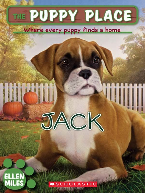 The Puppy Place #17: Jack By: Ellen Miles