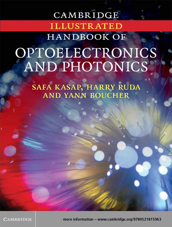 Cambridge Illustrated Handbook of Optoelectronics and Photonics