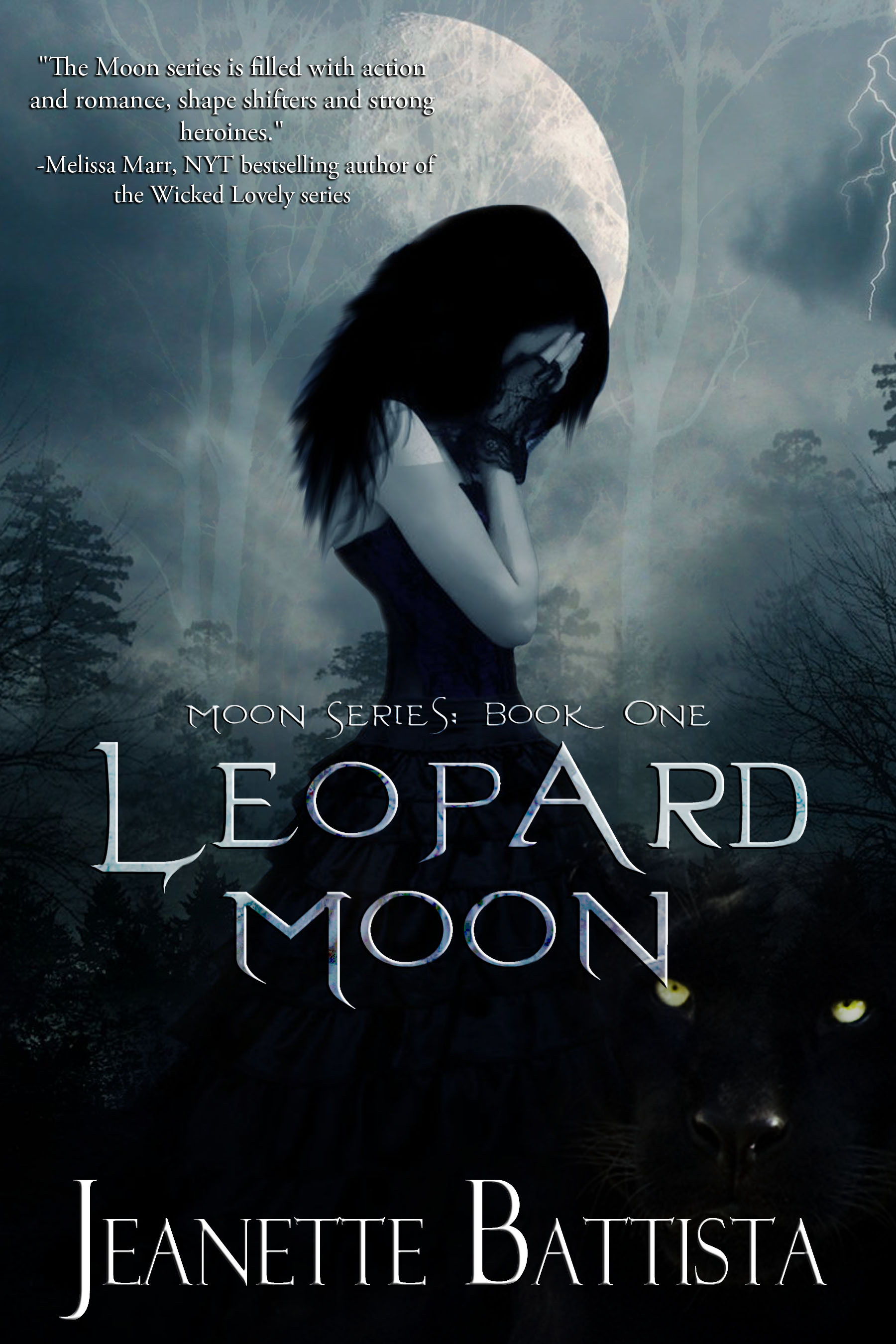 Leopard Moon (Book 1 of the Moon series)