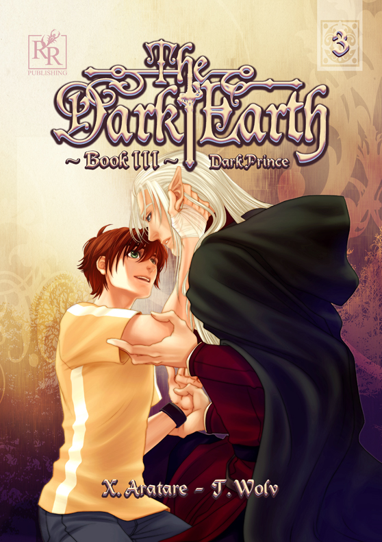 Dark Prince Vol. 3 (Yaoi Manga) By: X. Aratare