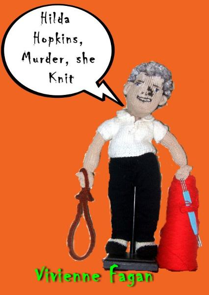Hilda Hopkins, Murder, She Knit #1