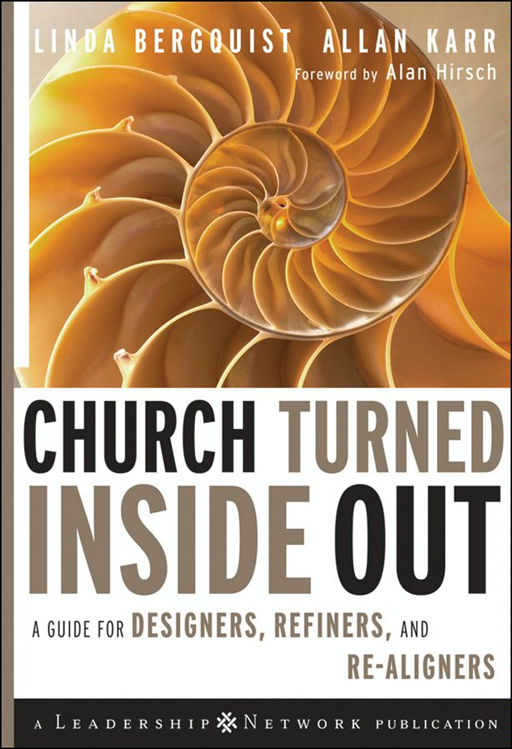 Church Turned Inside Out By: Allan Karr,Linda Bergquist
