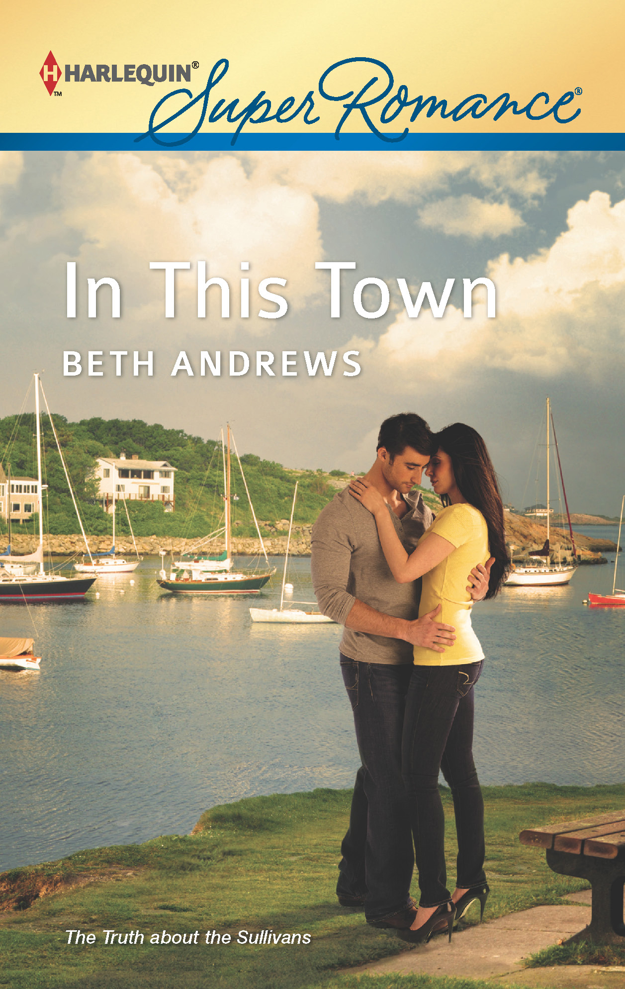 In This Town By: Beth Andrews