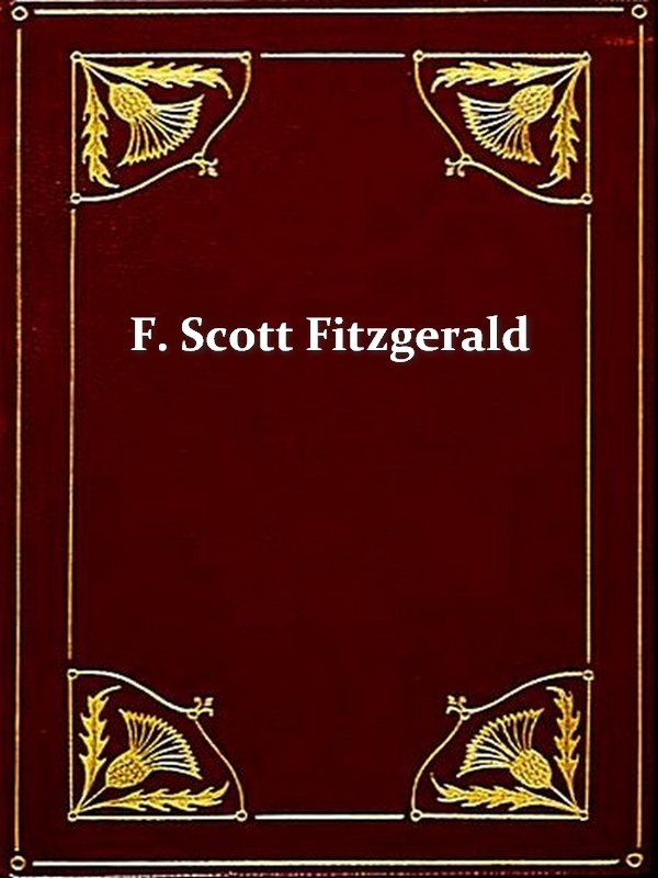 Two F. SCOTT FITZGERALD Classics