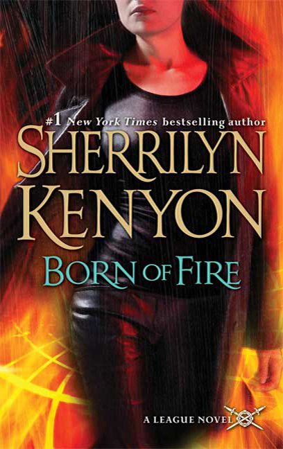 Born of Fire By: Sherrilyn Kenyon