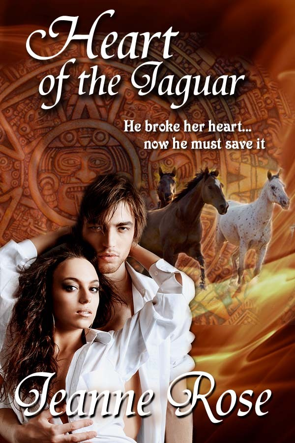 Heart of the Jaguar by Jeanne Rose (Spellbound 2) By: Patricia Rosemoor