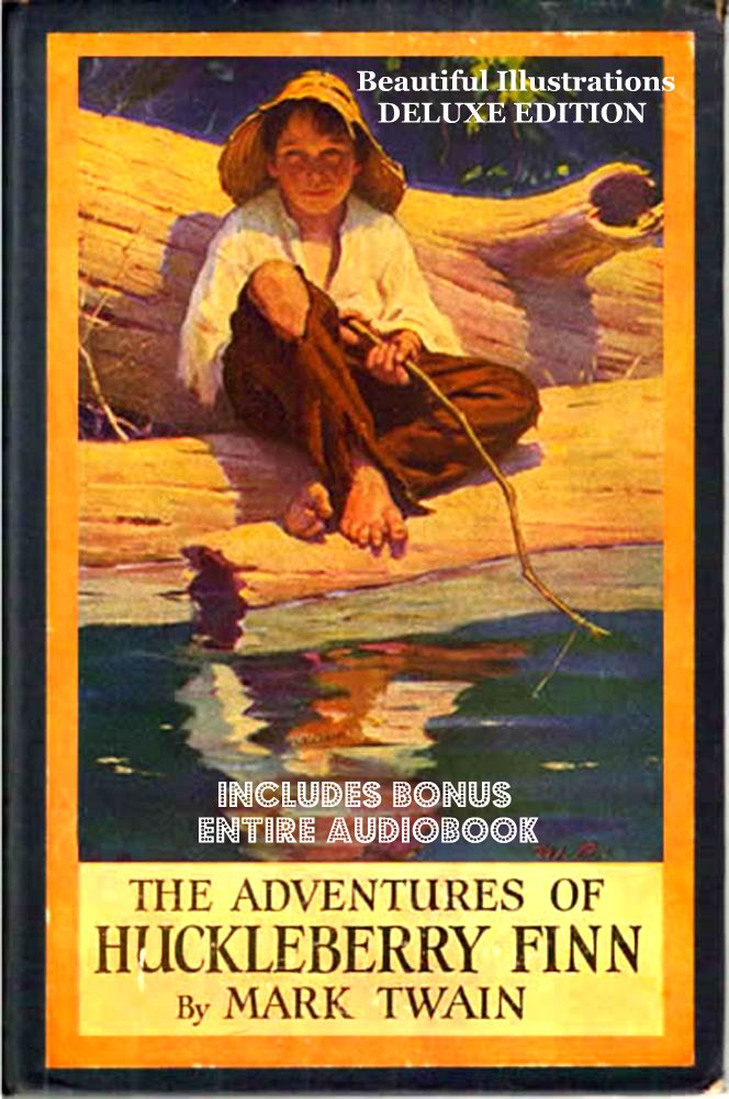 an analysis of the groups of people in the adventures of huckleberry finn by mark twain