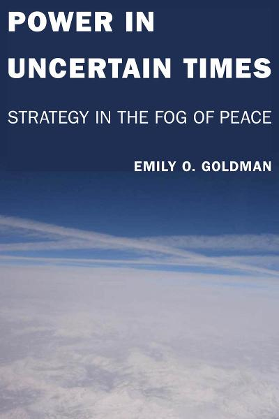 Power in Uncertain Times By: Emily Goldman