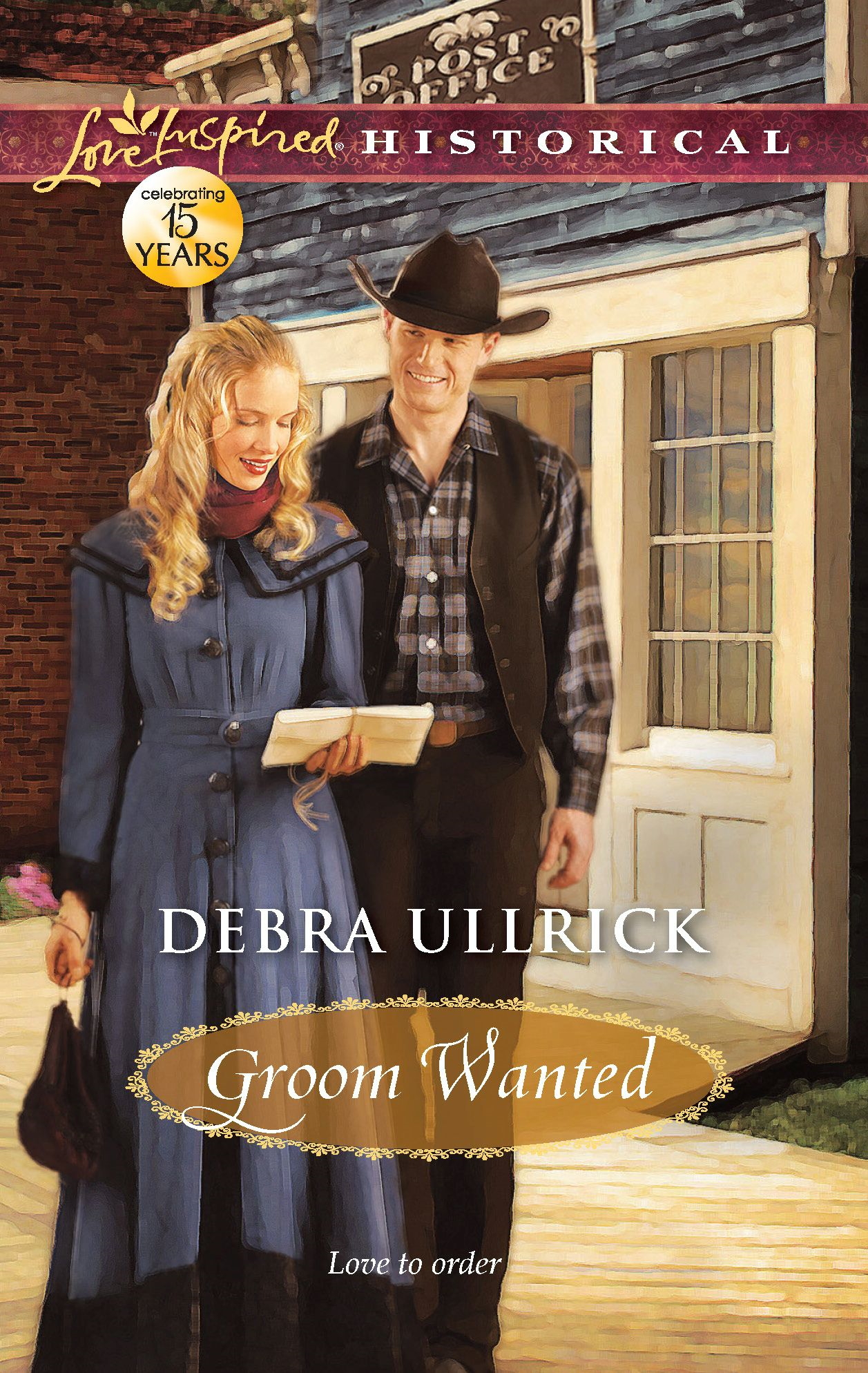 Groom Wanted By: Debra Ullrick