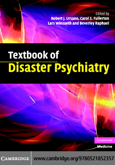Textbook of Disaster Psychiatry By: Ursano,Robert J.