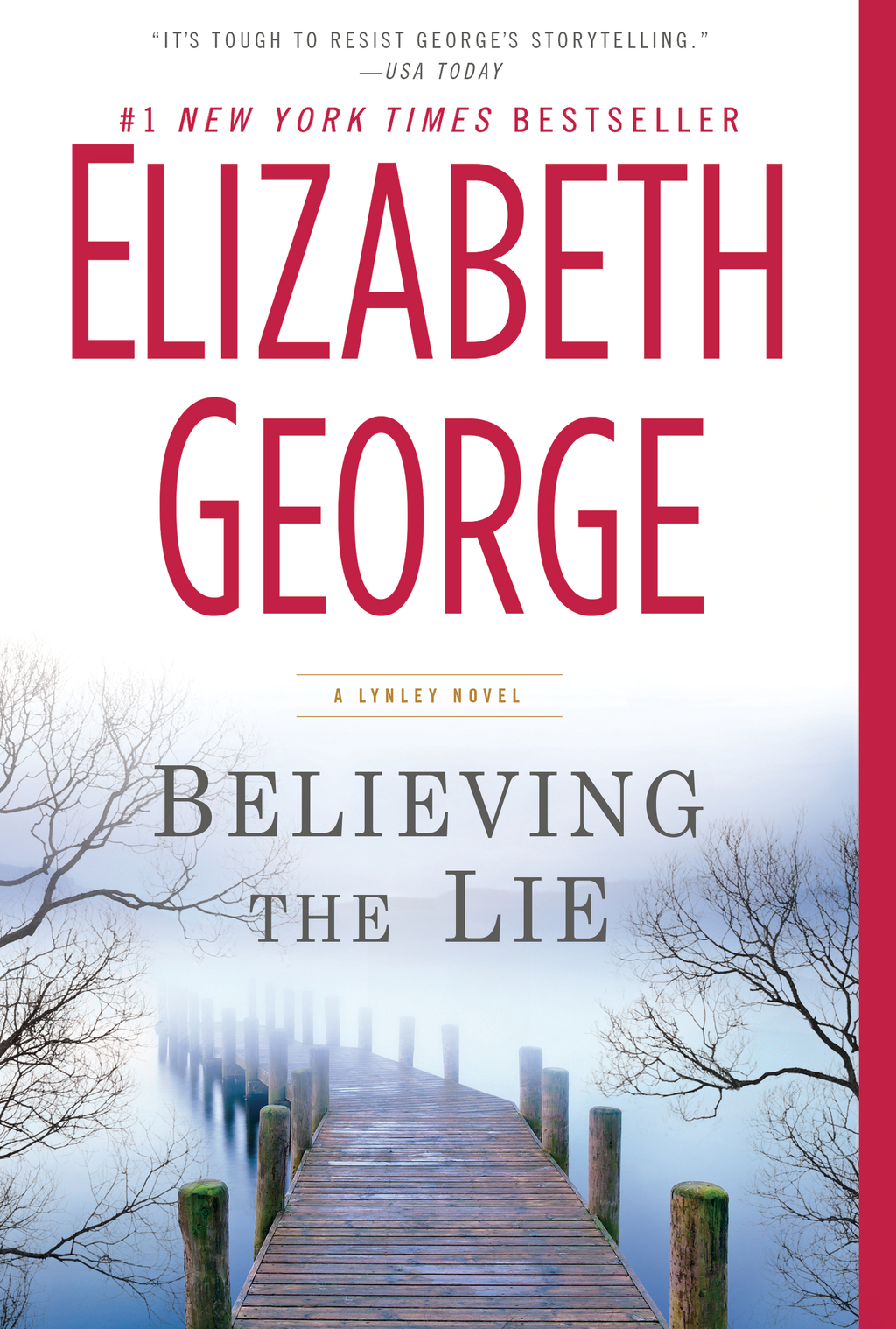 Believing the Lie By: Elizabeth George